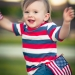 Independence Day Baby Photos